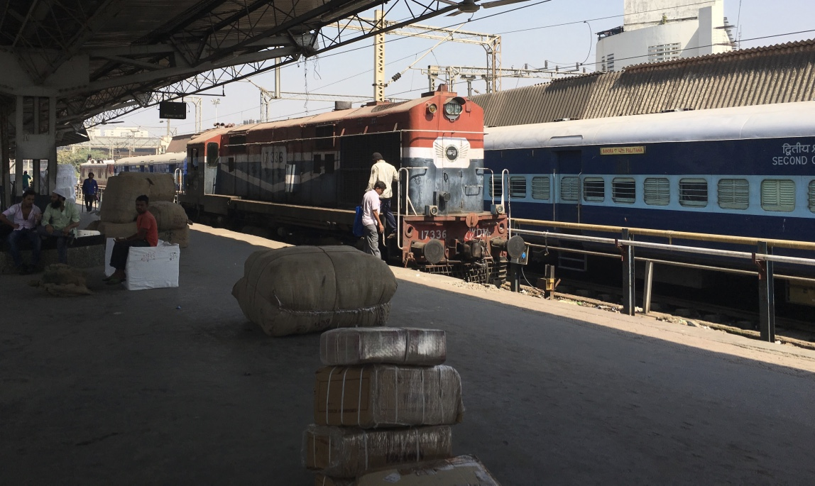 Three weeks and a few thousand miles on the Indian railway